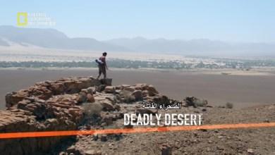 أساليب البقاء موسم 2 ح4 : الصحراء القاتلة