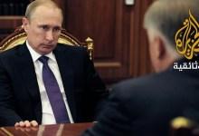 صورة بوتين .. سنوات الكرملين