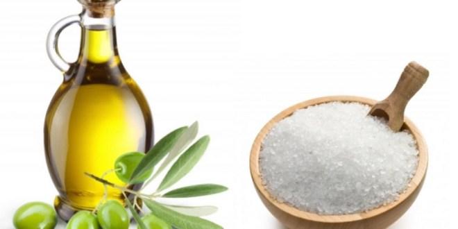 مقال - هل زيت الزيتون بالملح يجدد العضلات؟