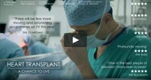 مترجم - زرع القلب : فرصة للعيش