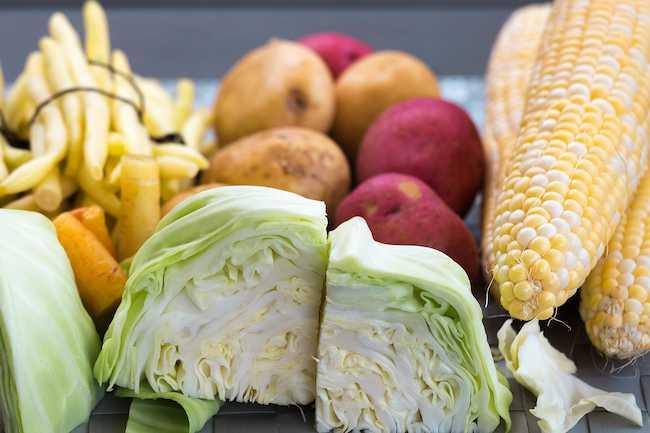 الخضراوات و الفواكه - Veggies and Fruits