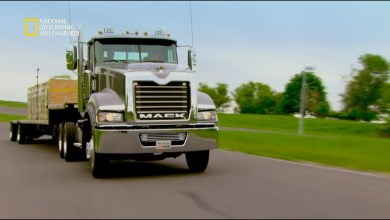 مصانع عملاقة - شاحنة ماك