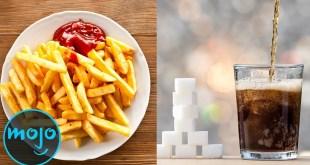 """مقال – 10 أطعمة """"مميتة"""" نتناولها يوميا"""