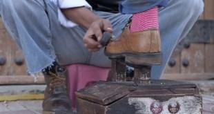 ماسح الأحذية