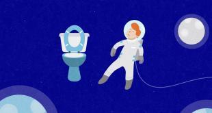 """مقال – هل سألت نفسك أين """"يقضي رواد الفضاء حاجتهم""""؟ إليك الجواب"""