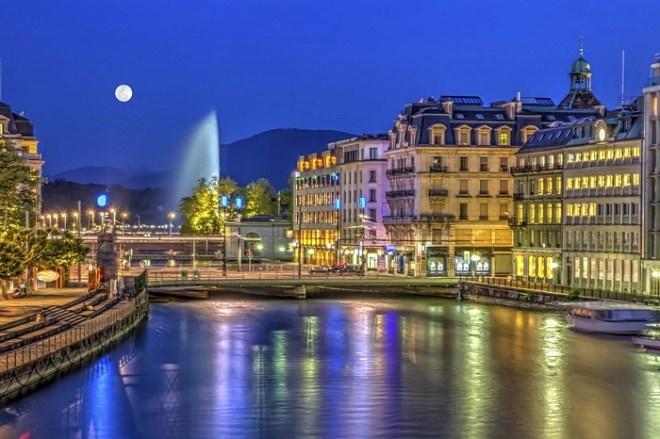 جنيف بسويسرا تعد ثاني أغلى مدينة في العالم