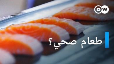 سمك السلمون والأفوكادو : آخر صيحات الغذاء