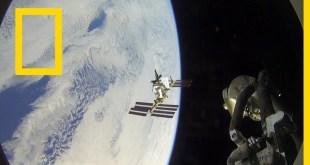 أروع العجائب الهندسية : المحطة الفضائية الدولية
