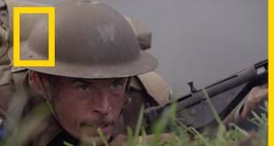 المعركة النهائية لهتلر : جزيرة النار