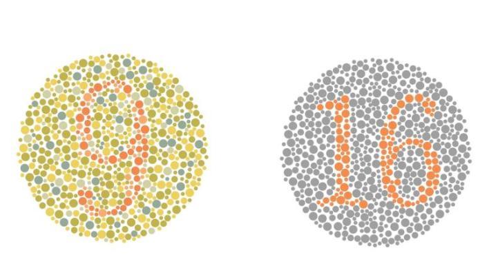 هل ترى الرقمين 16 و9؟