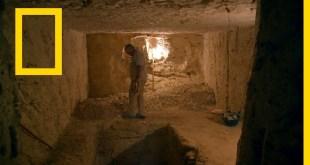 كنوز مصر المفقودة : غزاة القبور