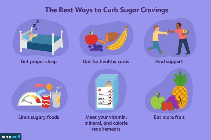 خطوات بسيطة للتخلص من إدمان السكر وسمومه