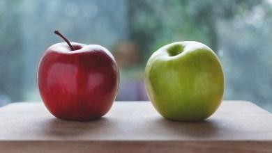 التفاح الأحمر أم الأخضر .. أيهما أكثر فوائد؟