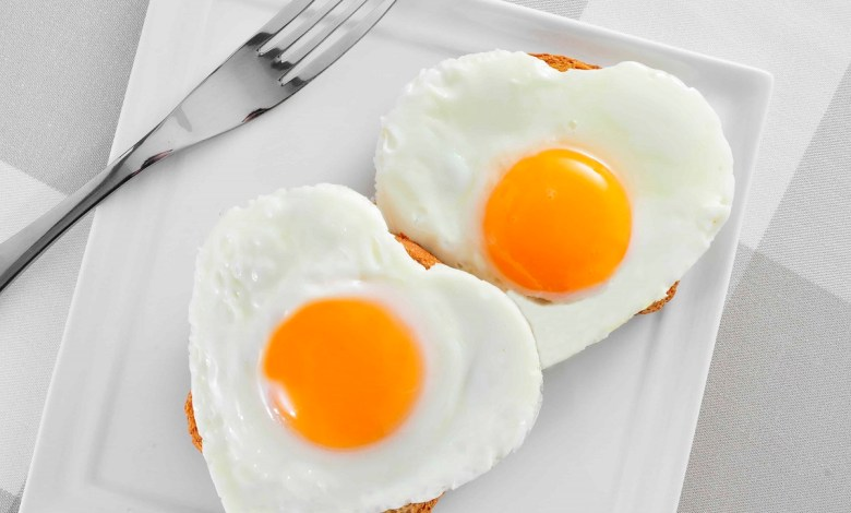 ماذا يحصل عند تناول البيض يوميا؟