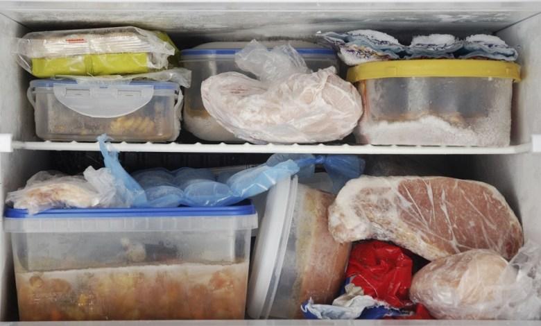 لماذا لا يجب تجميد هذه الأطعمة في الثلاجة؟