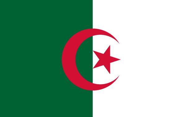 Flags of Arab countries - Algeria. jpg