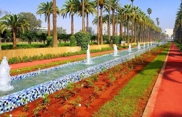 Arab League Park
