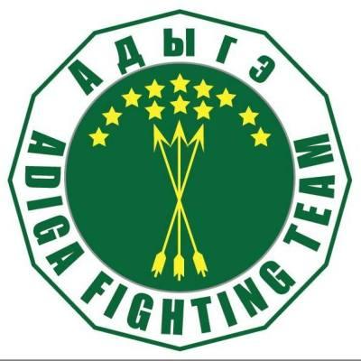 Adiga Fighting Team Logo