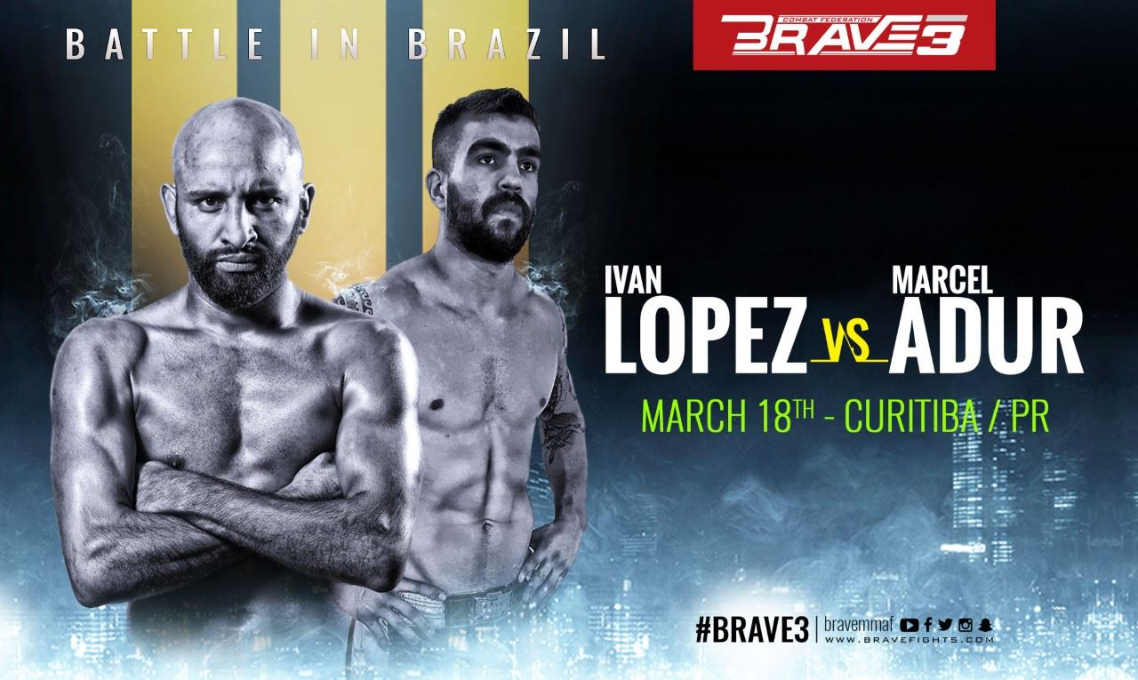 Ivan Lopez vs. Marcel Adur