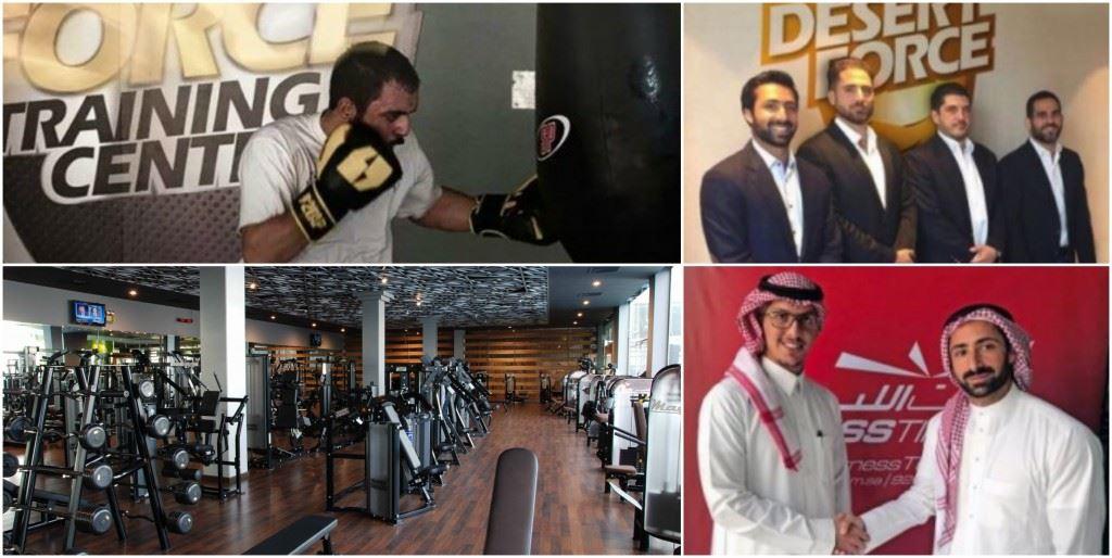 Desert Force Training Center partners up with Fitness Time KSA