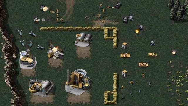 command and conquer remastered campaign - أشهر الألعاب الاستراتيجية