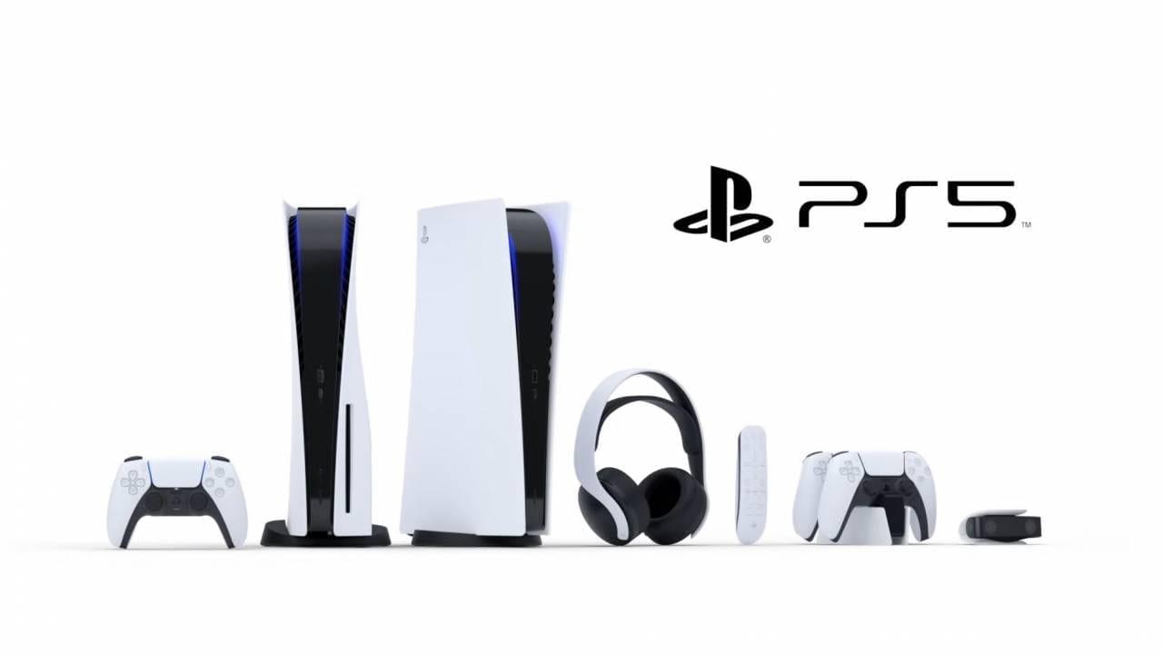 الاعلان عن تصميم PS5 الرائع