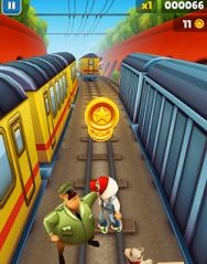 subway-surfer - أكثر 10 ألعاب تنزيلا على الموبايل