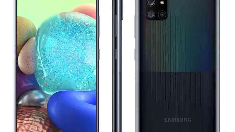 كل ما تريد معرفته عن مواصفات ومميزات وعيوب Samsung Galaxy A71 5G
