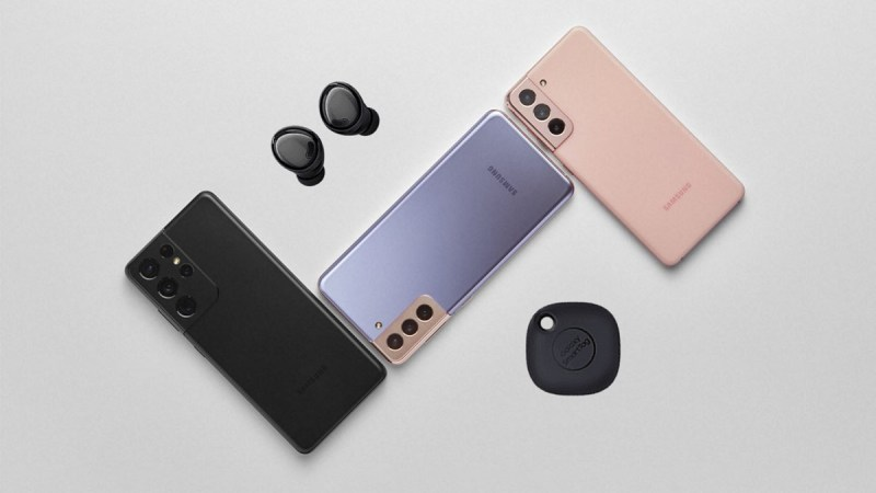 سامسونج تكشف عن أحدث إصداراتها من سلسلة هواتف Galaxy S21