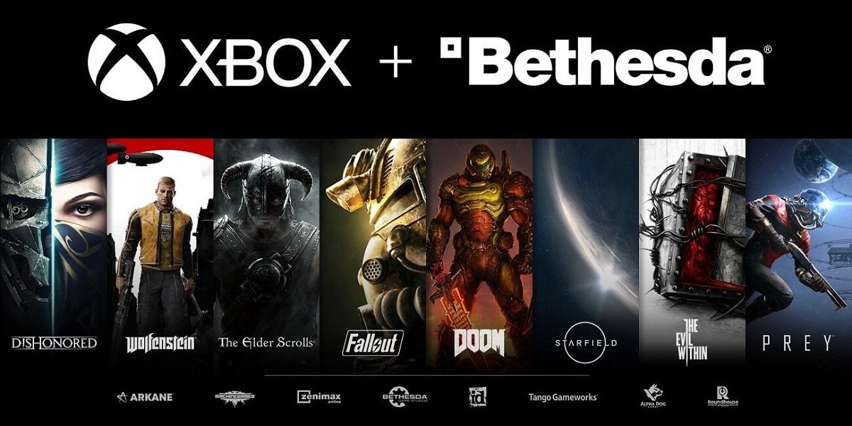 مايكروسوفت تستحوذ على شركة Bethesda لألعاب الفيديو في صفقة تقدر ب 7.5 مليار دولار