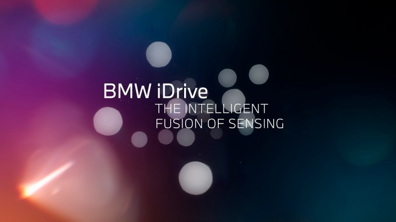 BMW تكشف عن نظام المعلومات والترفيه الجديد iDrive
