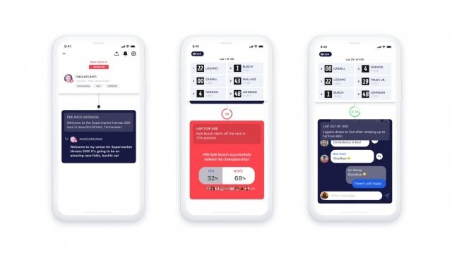 Facebook launched a new application