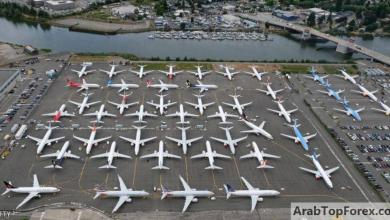 "Photo of شهران.. وبوينغ لم تبع ""طائرة واحدة"""