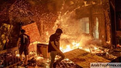 صورة مسؤولون يكشفون الخسائر الاقتصادية لتظاهرات مينيابوليس