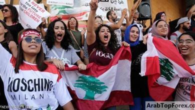 صورة الليرة اللبنانية تسجل انخفاضاً غير مسبوق مقابل الدولار