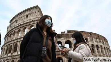 """صورة إيطاليا تخسر 1.8 مليار يورو بسبب """"المسافرين الأميركيين"""""""