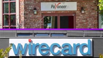 صورة تجميد بطاقات بايونير Payoneer بسبب مشاكل مع Wirecard