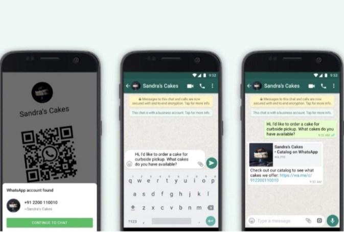 WhatsApp Business: ميزة جديدة للشركات الصغرى التجارية 1