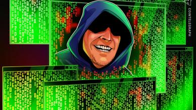 صورة مخترق يحاول بيع قاعدة بيانات فندق في لاس فيغاس مقابل العملات المشفرة