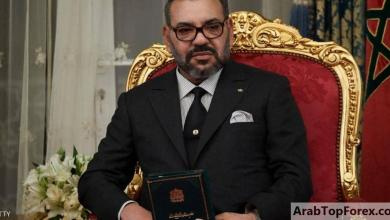 صورة العاهل المغربي: 12 مليار دولار لدعم الاقتصاد لمواجهة كورونا