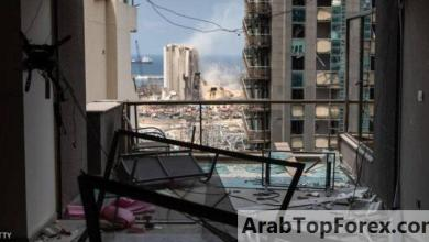 صورة انفجار بيروت.. الدمار يمتد إلى خزائن شركات التأمين