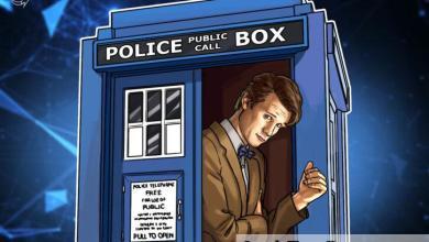 """صورة بضائع """"دكتور هو"""" الرسمية ستأتي إلى بلوكتشين"""