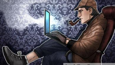 صورة شخصٌ ما يقوم بتحويل مليار دولار في بيتكوين بأقل من ٥ دولارات