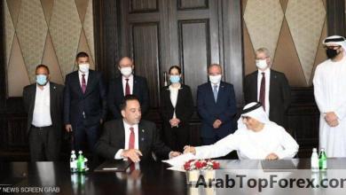صورة الإمارات وإسرائيل.. لجان ثنائية للتعاون المصرفي والمالي