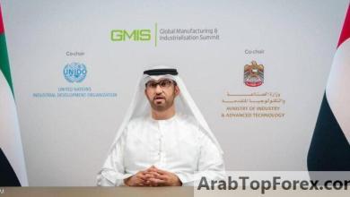 صورة سلطان الجابر: الإمارات تركز على التكنولوجيا لتعزيز صناعاتها
