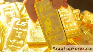 صورة الذهب يهبط من ذروة أسبوع في ظل ضغط ارتفاع الدولار