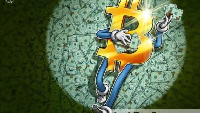 صورة بلومبرغ تشير إلى أن عملة بيتكوين يجب أن تكون ١٥٠٠٠ دولار وفقًا لمقياس التبني هذا