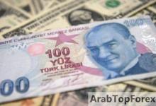 صورة الليرة التركية تسجل هبوطا حادا مع ارتفاع التضخم
