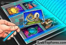 صورة التوكنات غير القابلة للإتلاف عن طريق البريد؟ خدمة البريد الأمريكية تخطط لدعم التوكنات للطوابع البريدية