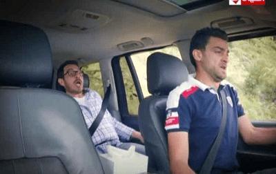 شاهد برنامج هاني هز الجبل أحمد زاهر يردد الشهادتين